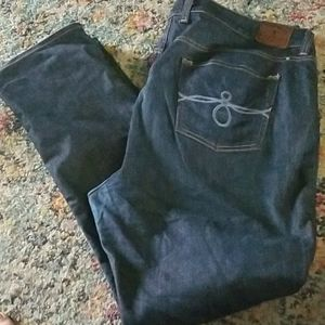 Lucky brand Jean's size 22